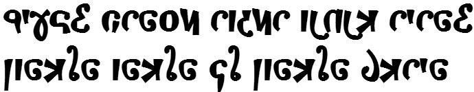 X_Antiochus Bold Hebrew Font