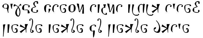 X_Antiochus Hebrew Font