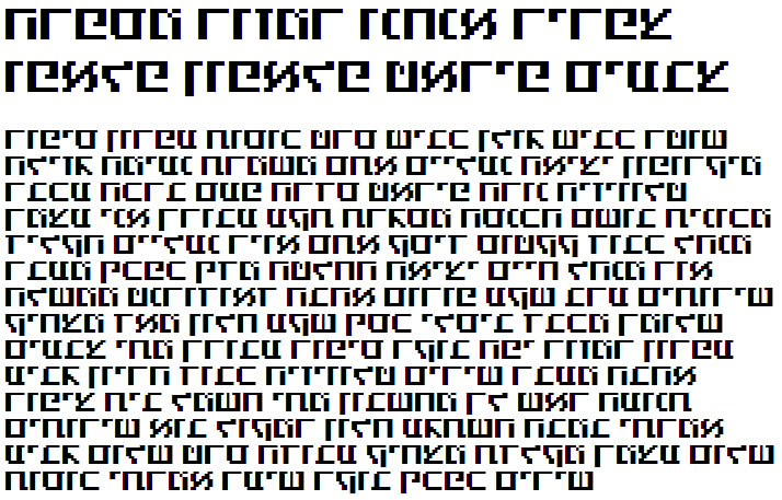 X_Hatachana Habaa Full Hebrew Font